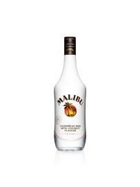 Neues Flaschendesign des Malibu Rum nach dem Relaunch