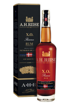 A.H. Riise XO Reserve - The Thin Blue Line Denmark Rum