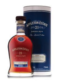 Appleton Estate Extra 21 Jahre Rum