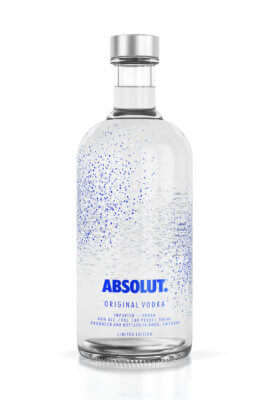 Absolut Uncover als Limited Edition vorgestellt