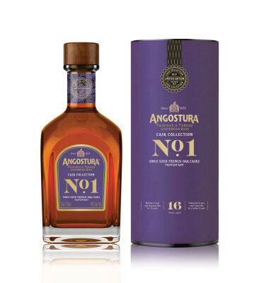Angostura Cask Collection No.1 Once Used French Oak Casks