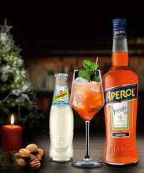 Aperol Lemon Spritz