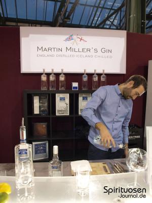 Perola GmbH mit Martin Miller's Gin