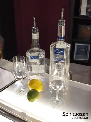 Martin Miller's Gin und Martin Miller's Westbourne Strength Gin