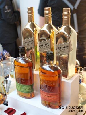 Bulleit Bourbon und Bulleit Rye Whiskey