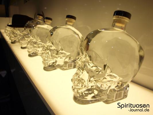 Crystal Head Vodka in der 3-l-Flasche