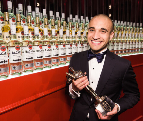 Frank Dedieu gewinnt Bacardi Legacy Global Cocktail Competition 2015