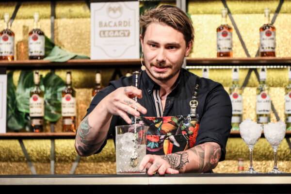Countdown zur Bacardi Legacy Cocktail Competition 2019