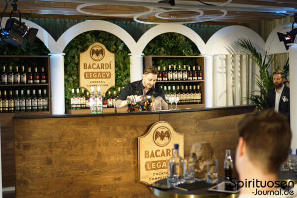 Start der Bacardi Legacy Cocktail Competition 2020