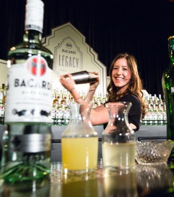Start der Bacardi Legacy Global Cocktail Competition 2016/2017