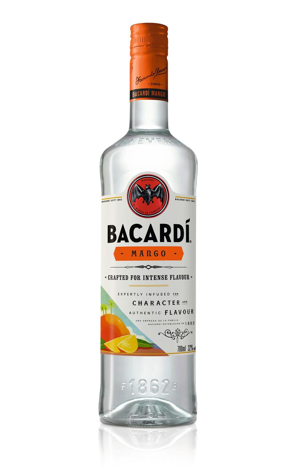 Bacardi Mango Mit Was Mischen