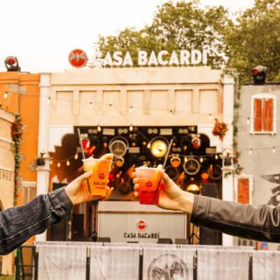 Bacardi Summer of Music 2016 lockt europaweit auf 187 Festivals