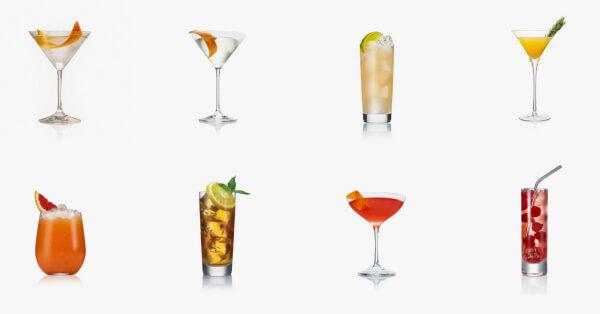 Cocktails mit Belvedere Unfiltered