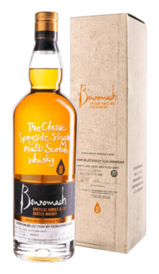 Benromach Exclusive Single Cask 2010