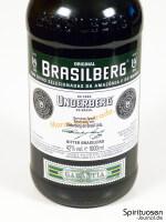 Brasilberg Vorderseite Etikett