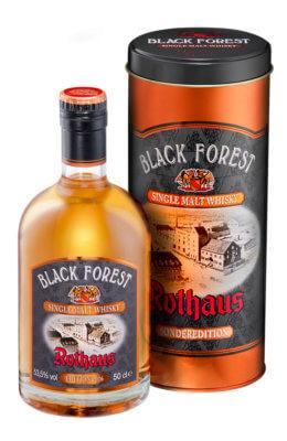 Black Forest Rothaus Highland Finish