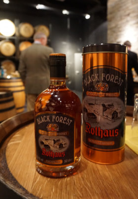 Black Forest Rothaus Lemberger Cask Finish ist Edition 2016