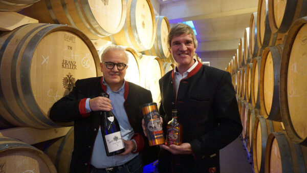 Launch des Black Forest Rothaus Pinot Noir Cask Finish