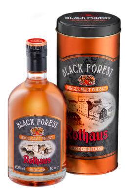 Black Forest Rothaus Sherry Wood Finish