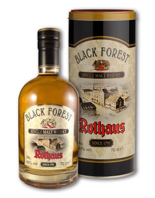 Black Forest Rothaus Whisky erscheint in achter Auflage