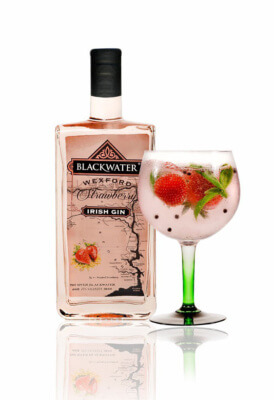 Blackwater Strawberry Gin