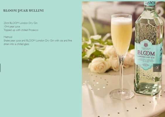 Bloom Pear Bellini