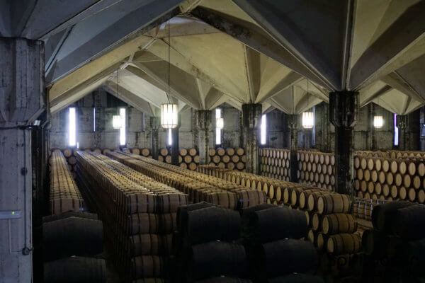 Seasoned Sherry Casks