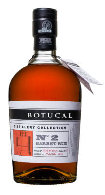 Botucal Single Barbet Column Rum