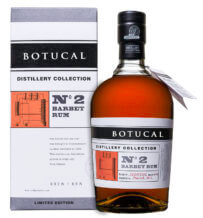 Botucal Distillery Collection No.2 Single Barbet Column Rum Flasche