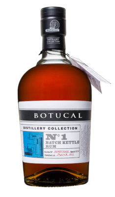 Botucal Single Batch Kettle Rum