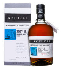 Botucal Distillery Collection No.1 Single Batch Kettle Rum Flasche