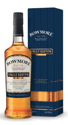 Launch des Bowmore Vault Edit1°n Atlantic Sea Salt