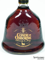 Conde de Osborne Vorderseite Etikett