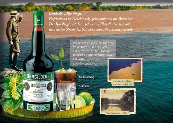 Signature-Drink 'Rio Negro'