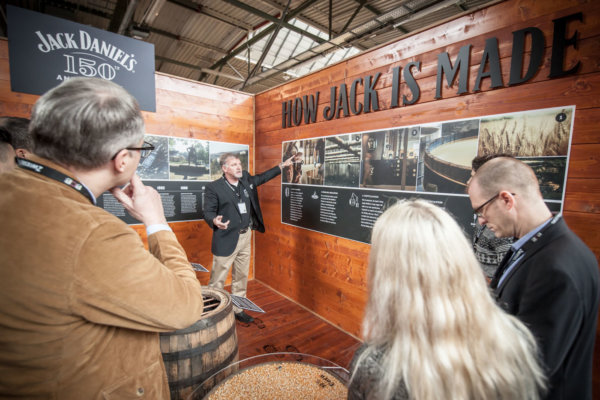 'Master of American Whiskey' by Brown-Forman gestartet