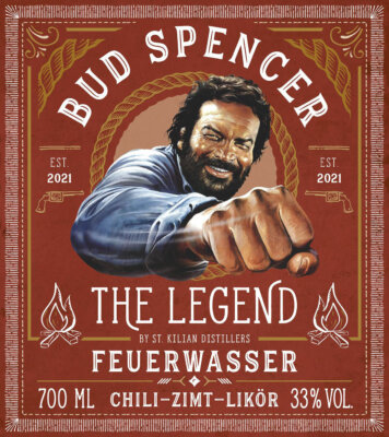 Bud Spencer - The Legend - Feuerwasser
