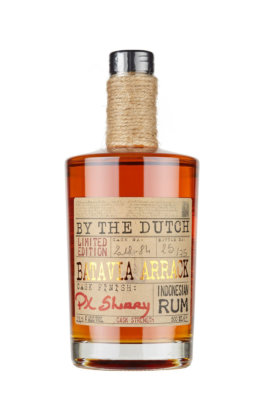 By the Dutch launcht Batavia Arrack PX Sherry Cask Finish