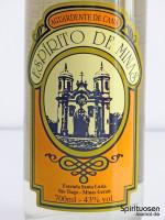 Espirito de Minas Vorderseite Etikett