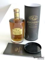 Magnifica Reserva Soleira Verpackung und Flasche