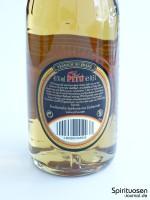 Pitu Especial Rückseite Etikett