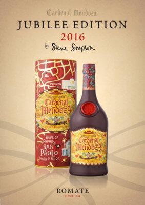 Cardenal Mendoza mit Limited Art Edition 'Rom' ab Oktober