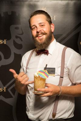 Florian Saxinger ist Primero der Carlos I Colegio del Brandy & Competition