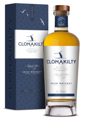 Clonakilty launcht Virgin Oak Cask Blended Whiskey