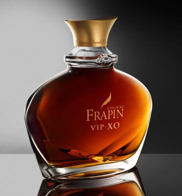 Redesign des Cognac Frapin VIP XO