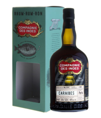 Compagnie des Indes Caraibes Perola 10th Anniversary Edition