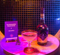 Aleksandrs Sadovskis siegt bei Courvoisier Cocktail Competition 2016
