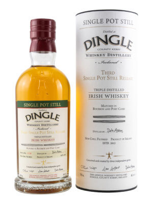 Dingle Single Pot Still Batch 3