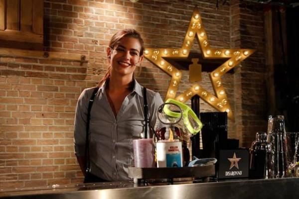 Niederländerin Tess Posthumus zu Disaronno Mixing Star 2013 erklärt
