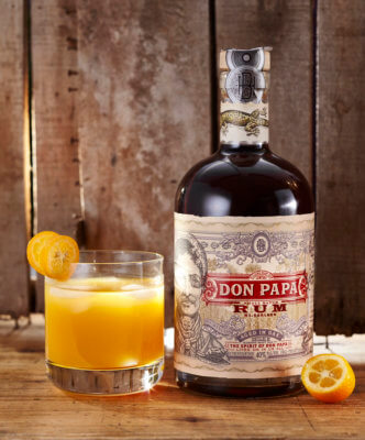 Don Papa Pure Mandarin