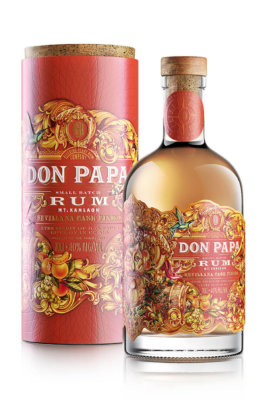 Don Papa Sevillana Cask Finish